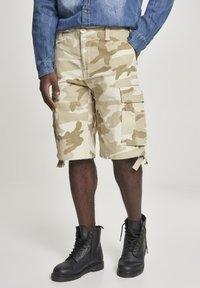 Brandit - VINTAGE  - Shorts - sand - 0