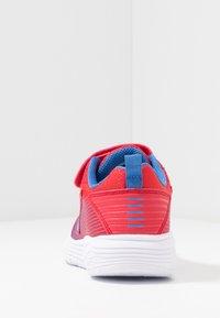 Diadora - FLAMINGO 4 - Neutral running shoes - true red/star sapphire - 4