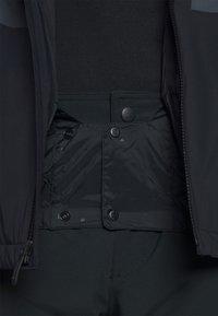Salomon - HIGHLAND - Veste de ski - black/ebony - 8