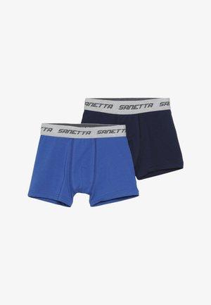 HIPSHORT 2 PACK - Boxerky - nordic blue