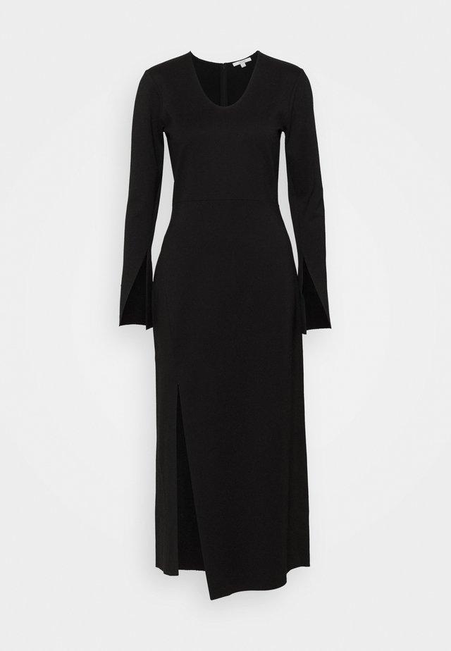 MILANA - Sukienka z dżerseju - black