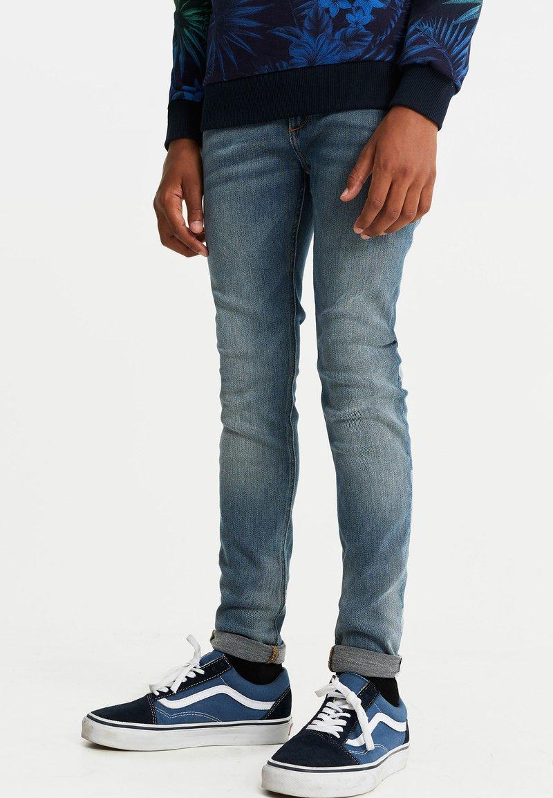 WE Fashion - Jeans Skinny Fit - light grey