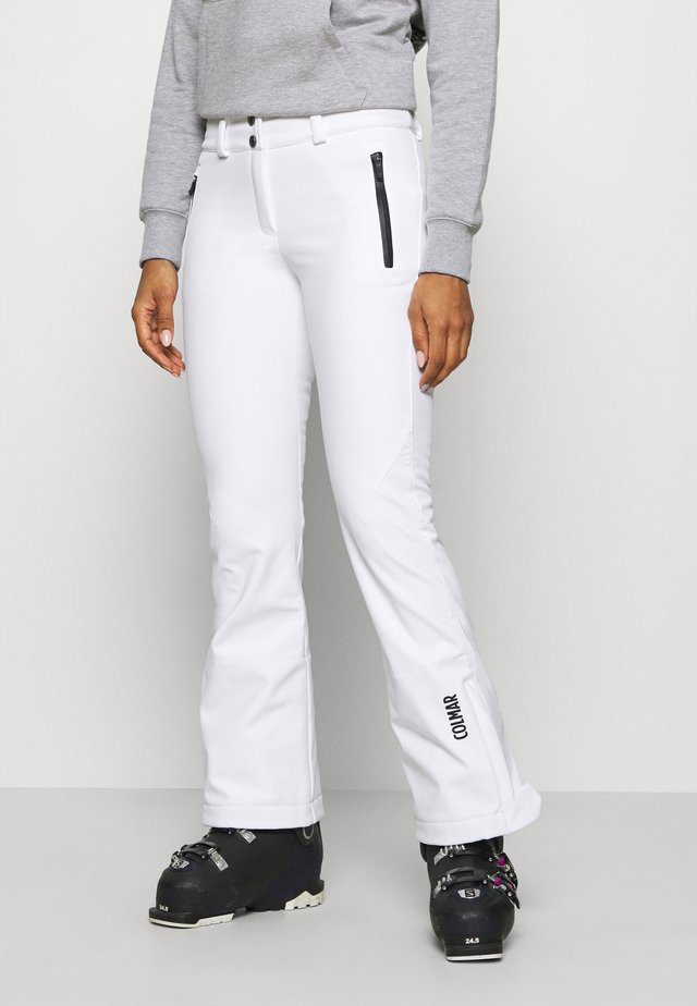 LADIES - Skibroek - white