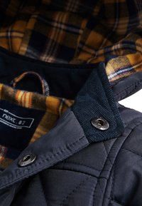 Next - KHAKI QUILTED JACKET (3MTHS-7YRS) - Winter jacket - blue - 4