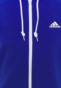 adidas Performance - Zip-up sweatshirt - bold blue - 2
