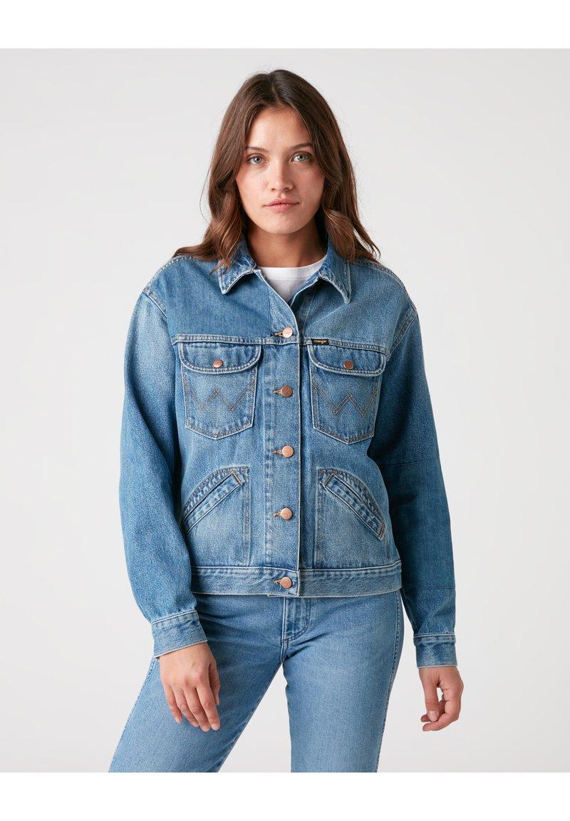 Wrangler - Denim jacket - summer lovin
