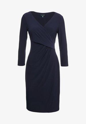 MID WEIGHT DRESS - Vestido de tubo - lighthouse navy