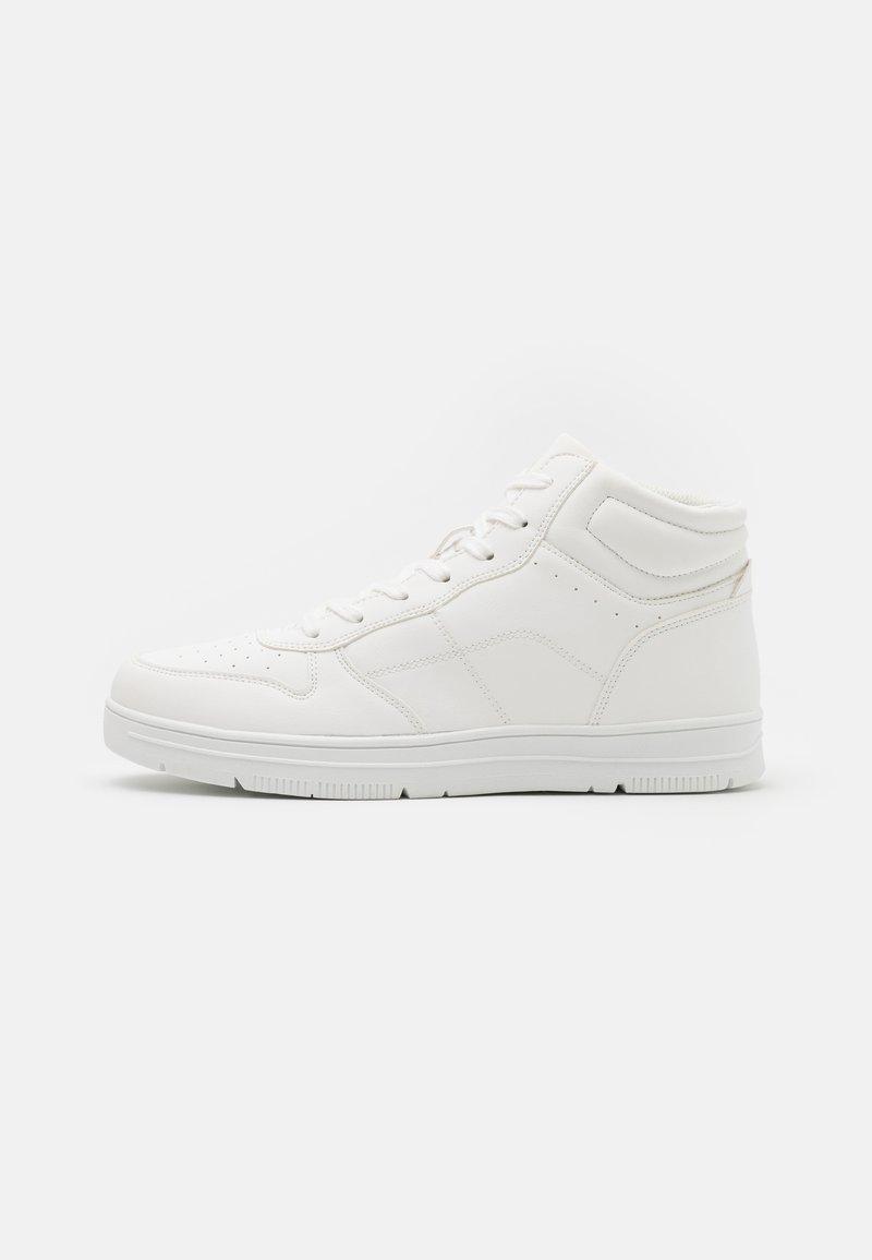 Cotton On - HAYWARD  - Korkeavartiset tennarit - white