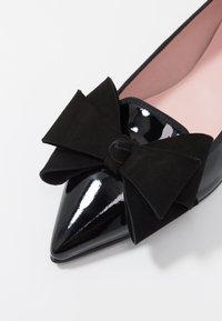 Pretty Ballerinas - Instappers - shade/black - 2