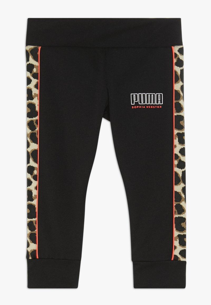 Puma - SOPHIA  - Collants - black
