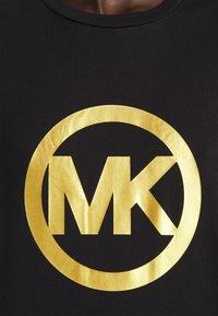 MICHAEL Michael Kors - LOGO CLASSIC TEE - Print T-shirt - black - 6