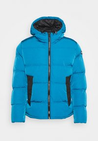 Champion - ROCHESTER OUTDOOR HOODED JACKET - Giacca invernale - dark blue - 6