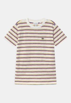 ROLLIS - Print T-shirt - white