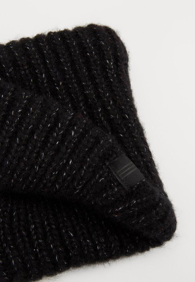 GAITER - Hals- og hodeplagg - black