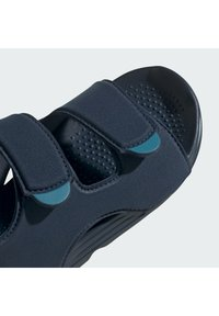 adidas Performance - SWIM SANDALE - Pool slides - blue - 5