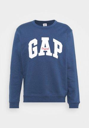ORIGINAL ARCH CREW - Sweatshirts - blue shade