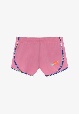 DRY TEMPO - Sports shorts - magic flamingo/emerald rise