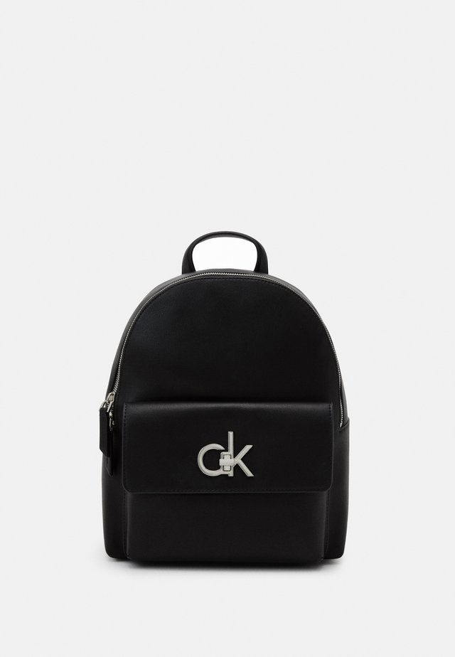 LOCK BACKPACK - Zaino - black