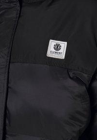 Element - DULCEY PUFF LONG  - Winterjas - flint black - 2