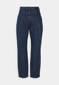 Alberta Ferretti - TROUSERS - Slim fit jeans - blue - 7