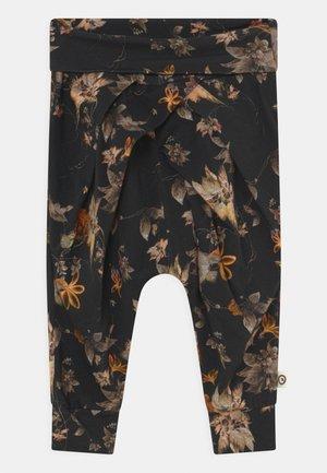 POETRY - Trousers - black
