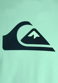 Quiksilver - COMP LOGO  - T-shirt con stampa - cabbage - 6