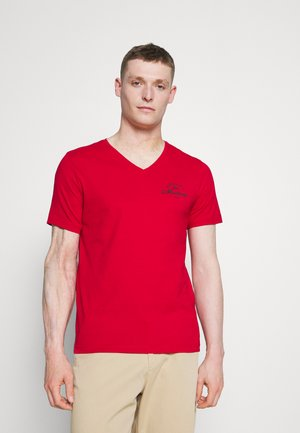 ALEX PRINT - T-shirt med print - tango red
