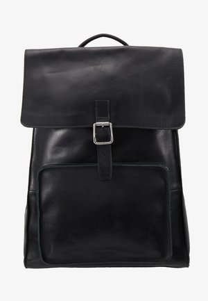 RIOT BACKPACK - Ryggsekk - black