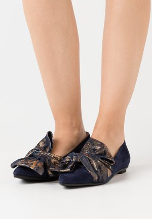 LIA - Ballet pumps - night shade/acid blue
