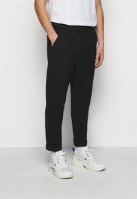 Emporio Armani - Pantaloni - black - 0