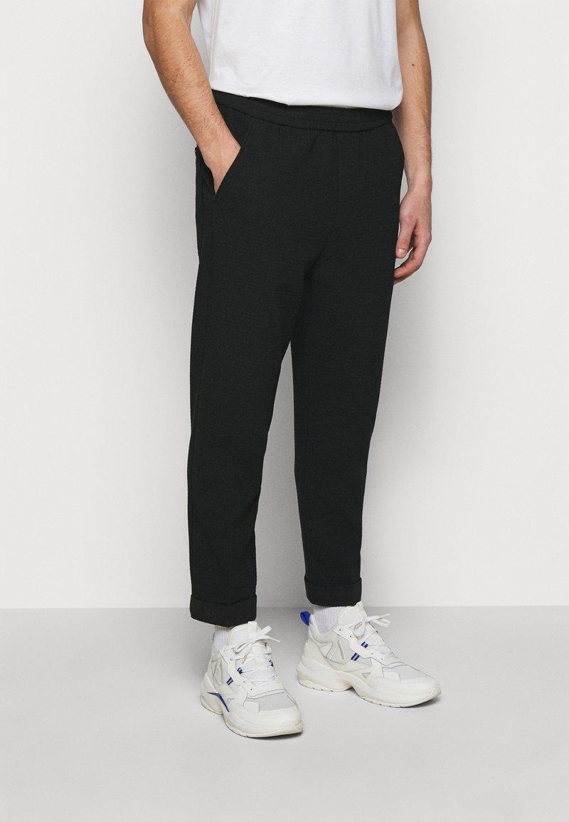 Emporio Armani - Pantaloni - black