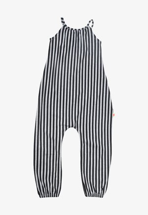 Jumpsuit - black & white