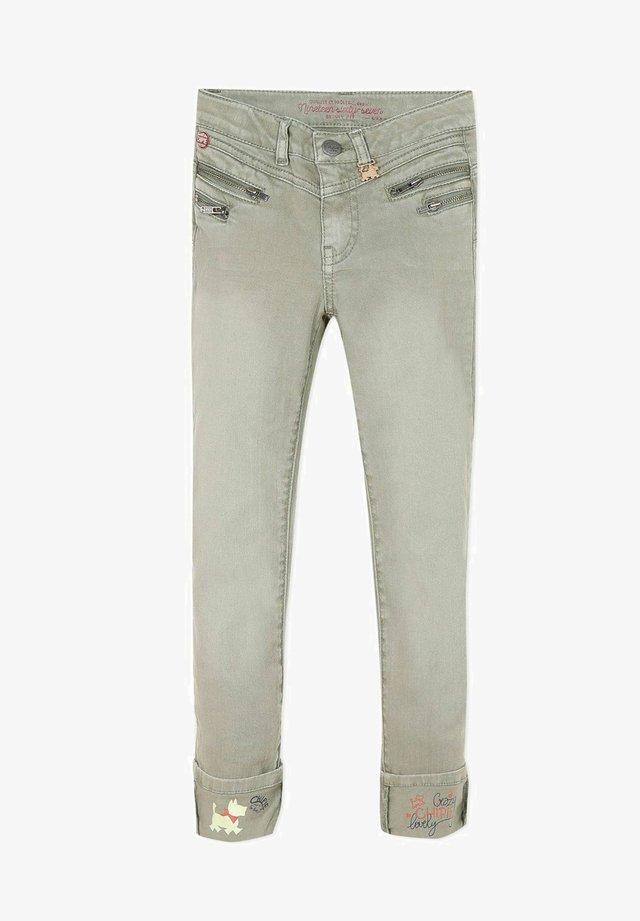 Jeans Skinny - kaki