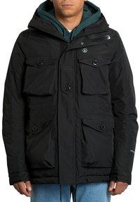 Volcom - HAWSTONE - Veste d'hiver - black - 0