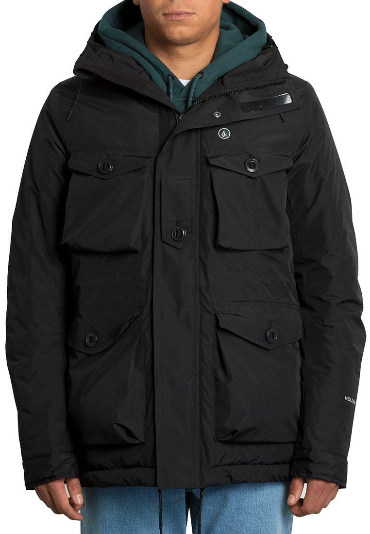Volcom - HAWSTONE - Veste d'hiver - black