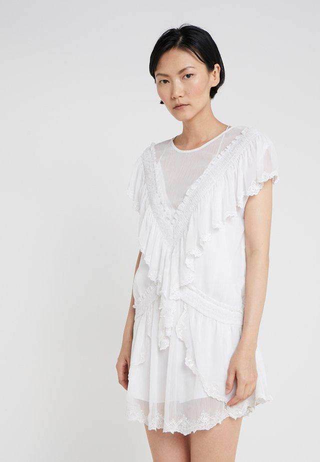 MACACHA - Vestido de cóctel - white