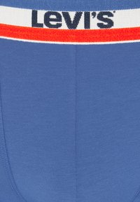 Levi's® - LOGO BOXER BRIEF 2 PACK - Pants - red/blue - 3