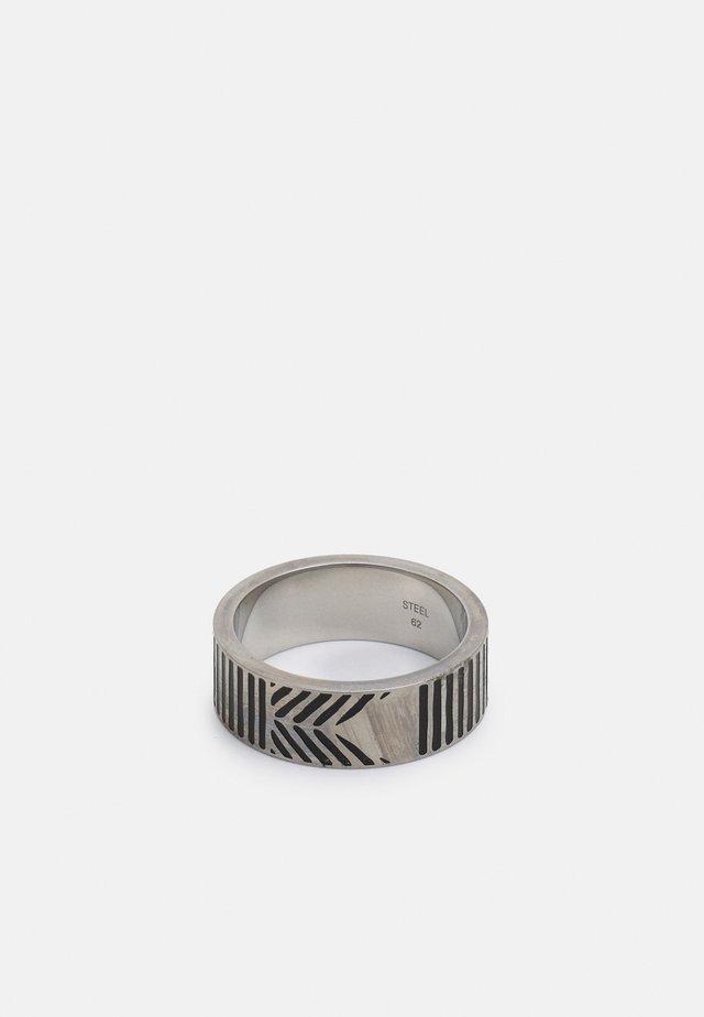 JET SET - Bague - antique silver-coloured