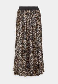 VILA TALL - VINITBAN SKIRT - Pleated skirt - camel - 1