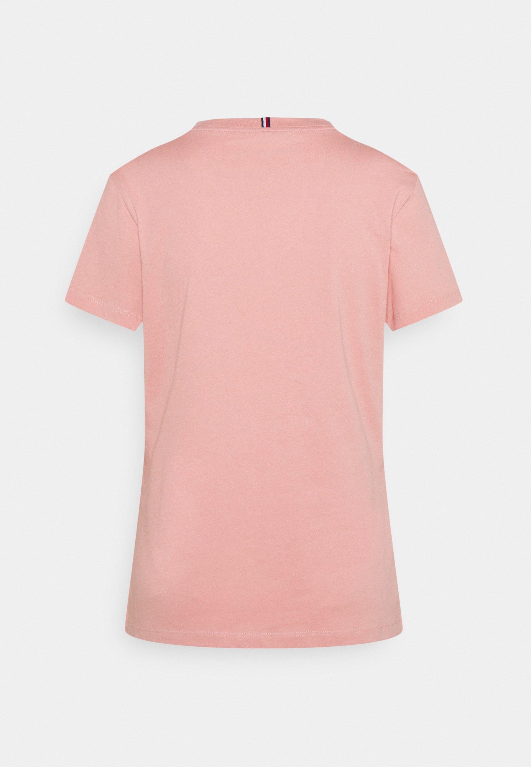 Women NEW VNECK TEE - Basic T-shirt