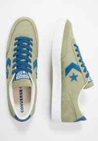 Converse - NET STAR - Sneakersy niskie - street sage/court blue/white - 1