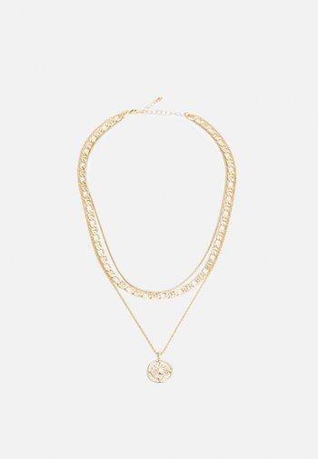 PCPRIMA NECKLACE - Necklace - gold-coloured