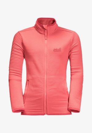 MODESTO - Fleece jacket - desert rose
