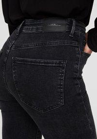 Vero Moda - VMSOPHIA  - Jeans Skinny - dark grey denim - 3