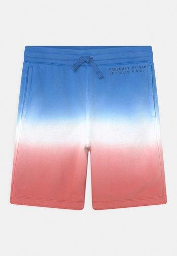 BOYS  - Shorts - red/white/blue