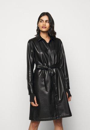 KELANA - Sukienka koszulowa - black
