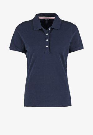 Polo shirt - thunder blue