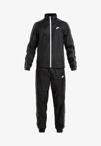 Nike Sportswear - SUIT BASIC - Tracksuit - black/white - 7