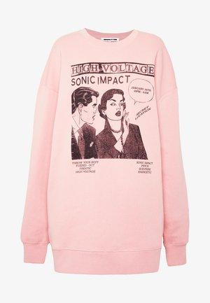 BOYFRIEND - Sweatshirt - cameo pink