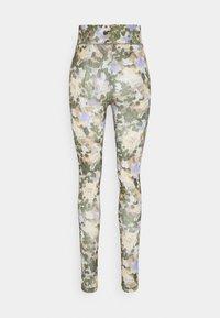 Moves - GYMLISA - Leggings - Trousers - lavender blue - 1